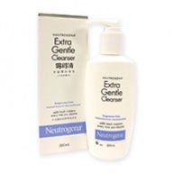 Neutrogena Pump Cleanser - Extra Gentle Fragrance Free 200ml