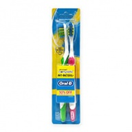 Oral-B Toothbrush - Classic Advantage Complete Anti Bacterial - Soft 2s