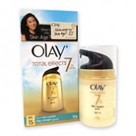 Olay Total Effects 7 in 1 Gentle Day Cream SPF 15 50g