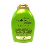OGX Hydrating Tea Tree Mint Shampoo 385ml