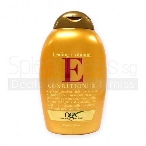 OGX Healing and Vitamin E Conditioner 385ml