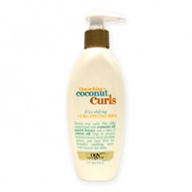 OGX Quenching+ Coconut Curls Frizz Defying Curl Styling Milk 177ml