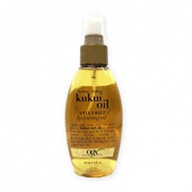OGX Hydrate + Defrizz Kukui Oil Anti Frizz Hydrating Oil 118ml