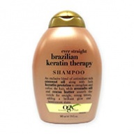 OGX EverStraight Brazilian Keratin Therapy Shampoo 385ml