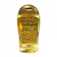 OGX Thick and Full Biotin Collagen Weightless Healing Oil Treatment 100ml