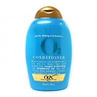 OGX Gravity Defying and Hydration Plus O2 Conditioner 385ml