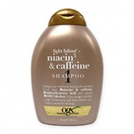 OGX Fight Fallout Plus Niacin and Caffeine Shampoo 385ml