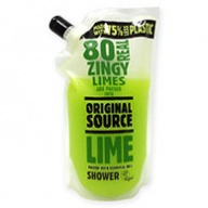 Original Source Lime Shower Gel with Essential Oil Refill 500ml