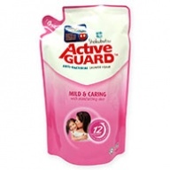 Shokubutsu Active Guard Mild & Caring Anti-Bac Shower Foam Refill 550g