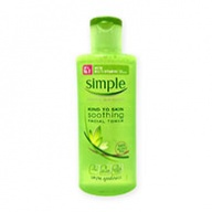 Simple Toner - Soothing Facial Toner 200ml