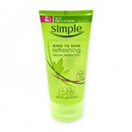 Simple Facial Wash - Refreshing With Multi Vitamins 150ml