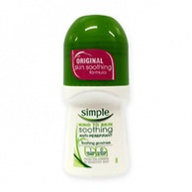 Simple Original Soothing Goodness Anti Perspirant Roll On 50ml