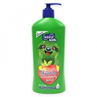 Suave Kids Smoothing Strawberry 2 in 1 Shampoo Conditioner 532ml