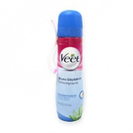Veet Spray On Hair Removal Cream Sensitive 150ml