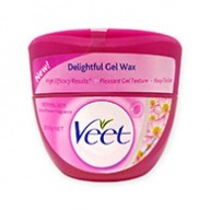 Veet Gel Wax - Hair Remover Delightful for Normal Skin 350g