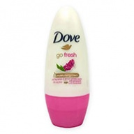 Dove Deodorant Roll On - Pomegranate + Lemon Verbena Scent 50ml