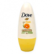 Dove Deodorant Roll On - Grape Fruit + Lemongrass Scent 50ml