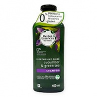 Herbal Essences Shampoo - Light Weight Shine Cucumber Green Tea 400ml