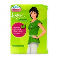 Kotex Pantyliners - Breathable Regular Fresh Scented 40s