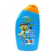 Loreal Kids Extra Gentle 2 in 1 Nico Swim & Spot Shampoo 250ml