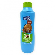 Suave Kids Coconut 2 in 1 Smoothers Shampoo & Conditioner 665ml