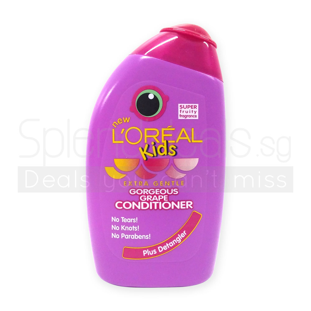 Deals U Cant Miss Lifebuoy Strong Shiny Shampoo 680ml Loreal Kids Extra Gentle Gorgeous Grape Conditioner 250ml